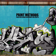 Граффити фестиваль «Paint Methods»