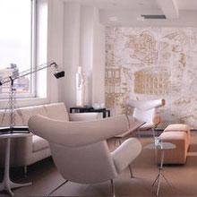 Фрески в жилых помещениях